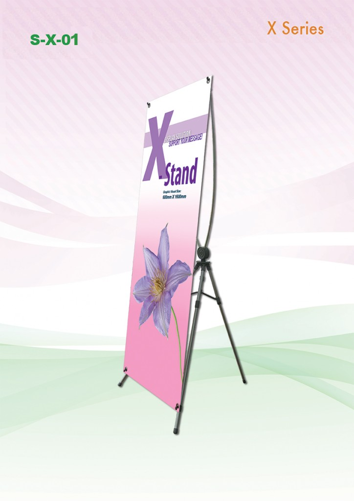 X-stand Banner SX01