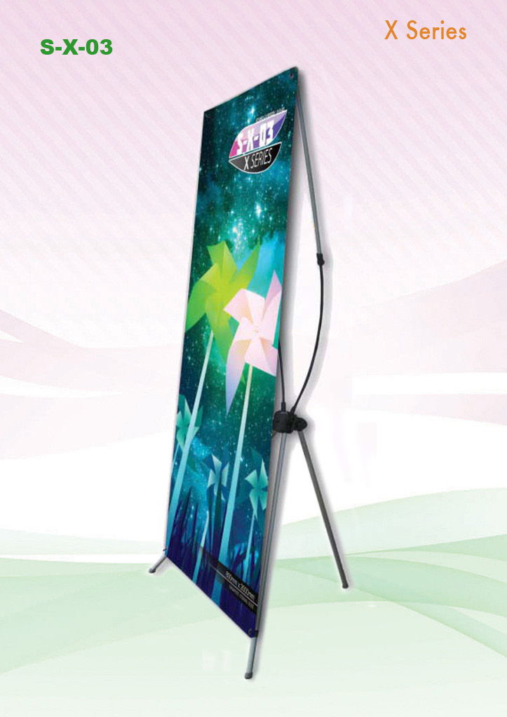 X-stand Banner sx03